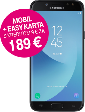 Easy Karta Samsung J5 2017 Telekom