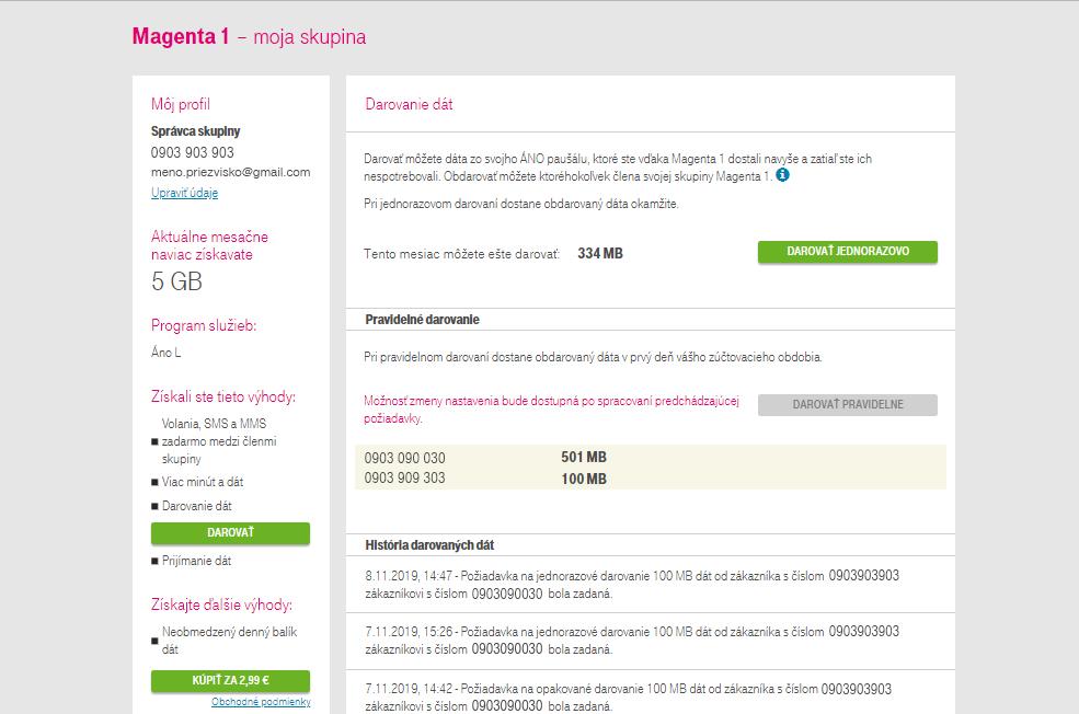 výhody datovania webových stránok