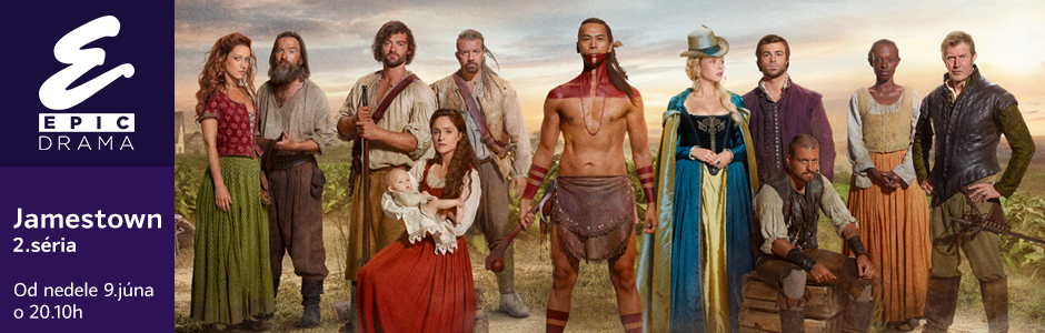 Jamestown na Magio TV